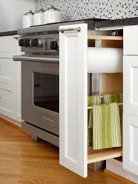 kitchen towel rack ideas kitchen storage ideas catalog articles and counter space
