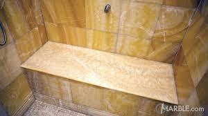 onyx shower seat bench