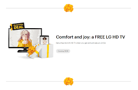 lg black friday sprint is offering a free tv when you buy an lg g4 for black friday