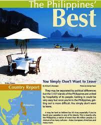 island brochure template travel brochure philippines newspress me