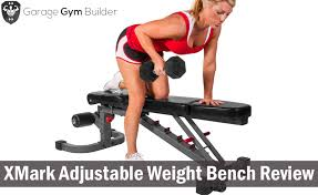 Adjustable Dumbbell Weight Bench Xmark Adjustable Weight Bench Review 2017