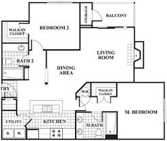 large 2 bedroom house plans luxury two bedroom apartment floor plans 2 bedroom apartment