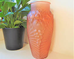 Deco Vase Art Deco Vase Etsy