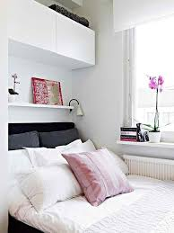 Shelves Over Bed Ikea Small Bedroom Ideas Luxury Home Design Ideas