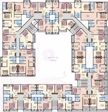 747 floor plan shree ramkrishna sawlaram bhane residency in kalyan east mumbai