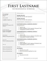 Resume Template For College 30 Free Resume Cv Psd Templates Vector Modem Cv Design Free Easy