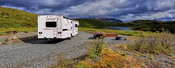 Alaska travel trailers images Clippership rv rentals anchorage alaska motorhome vacations jpg