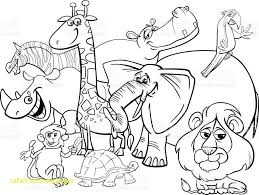 preschool jungle coloring pages safari coloring page pages with cartoon animals arilitv com free