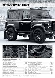 kahn land rover defender 110 kahn design publications car conversions alloy wheels watches