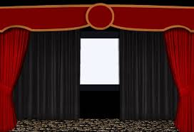 Fold Up Curtains Two Thumbs Up For Home Theatre Curtains Curtain Tracks