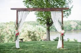 wedding arches and arbors chuppahs and arbors the of the wedding arch east farm