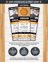 army birthday invitations basketball invitations basketball ticket invitation