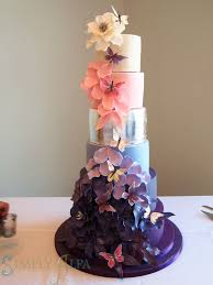 the 25 best silver petal wedding cakes ideas on pinterest grey