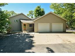 metal garage with living space 44587 birch park circle grey eagle mn 56336 mls 4837564