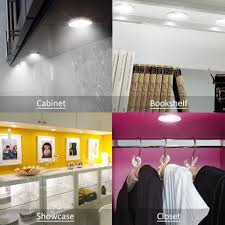 z wave under cabinet lighting 6 x 2w led under cabinet light hand wave activated 1020lm daylight