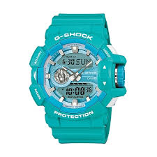 light blue g shock watch g shock ga 400a 2a baby blue ga 400 collection