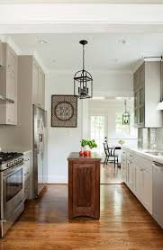 pictures of small kitchen islands kitchen ideas small kitchen layouts butcher block kitchen island