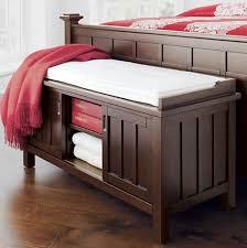 Storage Ottoman Bench Seat Bedroom Storage Ottoman Bench Home Furniture