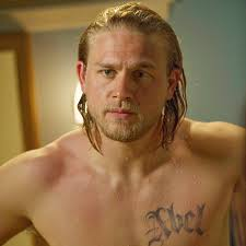 how to get the jax teller hair look shirtless jax teller sons of anarchy gifs popsugar entertainment