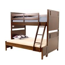 Free Plans For Twin Over Full Bunk Bed by Nova Twin Over Full Bunk Bed El Dorado Furniture