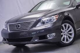 lexus westmont service pre owned 2010 lexus ls 460 sedan in warrenville um2515a ultimo