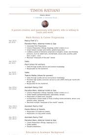 chef resume exle pastry chef resume template sles visualcv database 1 0 sle