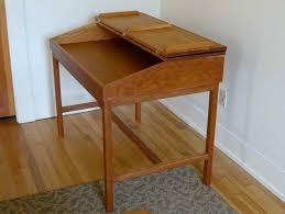 Cherry Secretary Desk by Montpelier Cherry Secretary Handmade Hardwood Desk Made In Vermont