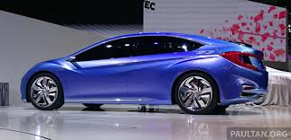 2014 honda subaru beijing 2014 honda concept b destined for china