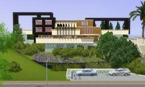 the sims 3 house designs modern unity house modern