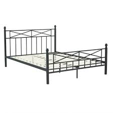 metal bed frames queen prestige premium metal bed frame queen