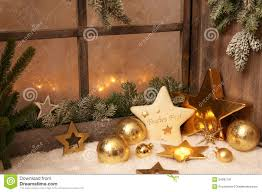 ornaments on window sill country style decoration fo