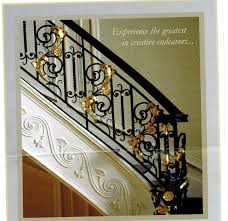 How To Paint Stair Banisters A Blog Reader U0027s Wrought Iron Staircase Dream Come True The
