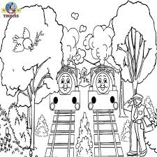 thomas train printable coloring