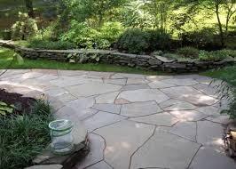 Building Flagstone Patio Cool Patio Designs With Irregular Flagstone Flagstone Cool Patio