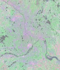 Map Of St Paul Mn Minneapolis St Paul Minnesota Laminate Laminating Lamination