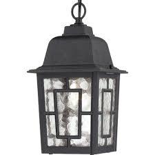 nuvo lighting 60 4933 banyon one light hanging lantern 100 watt