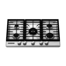 Kitchen Aid Cooktops Kitchenaid Gas Cooktop Review U2013 Architect Ii Kfgs306vss