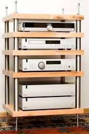 Audio Cabinet Rack 25 Best Hifi Rack Ideas On Pinterest Audio Rack Lautsprecher