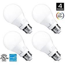 Led Light Bulbs 2700k by Lohas Led A19 Light Bulbs 9w 60 Watt Equivalent Light Bulbs