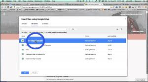 Curriculum Map Template Google Classroom Adding And Editing Assignments Youtube