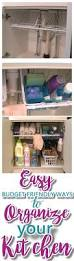 18 organizing ideas that make the most out of your cabinets