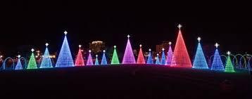 14 best light displays in mississippi 2016