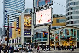 Eaton Center Floor Plan Could La Maison Simons Join Nordstrom At The Toronto Eaton Centre