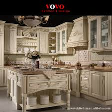 popular white cabinets kitchen buy cheap white cabinets kitchen latest white wooden kitchen furniture with gold trimming