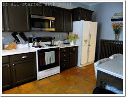 what are builder grade cabinets made of painting builder grade oak cabinets what i did it all started