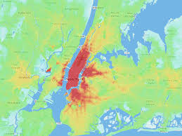 Nyc Traffic Map America U0027s 10 Best Cities For Commuting On Public Transit Wired