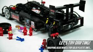 sariel pl mustang technic motorized peugeot 908 hdi fap youtube