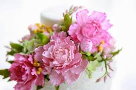 Peony Arrangement Perfect Blooms 5 Pretty Peony Cakes That Will Inspire