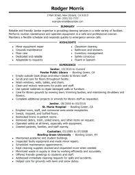resume templates janitorial supervisor memeachu custodial services resume janitor resume sle custodial supervisor