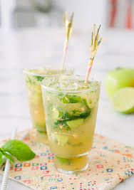 mojito cocktail green apple mojito u2013 a house in the hills